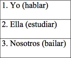 "Spanish class: ""Pass it"" conjugation activity, plus other games for learning Spanish"