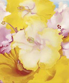 LOT 17 Georgia O'Keeffe (1887-1986) Hibiscus Price realised USD 4,812,500 Estimate USD 4,000,000 - USD 6,000,000 American Art New York 22 May 2018