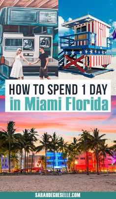 How to Spend 1 Day in Miami   Miami in one day   Miami one night   Miami Florida vacation   Miami Florida things to do   Miami Florida city   how to spend a day in Miami   24 hours in Miami   one day in Miami   Miami Beach one day   Miami one day trip   Miami things to do in one day   #MiamiFlorida #Miami