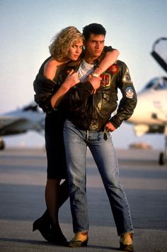 """Scott was best known for his 1986 film """"Top Gun,"""" starring Tom Cruise and Kelly McGillis. Kelly Mcgillis, Film Top Gun, Top Gun Movie, Tom Cruise, Beau Film, Kino Box, Tony Scott, Jennifer Connelly, Great Movies"""