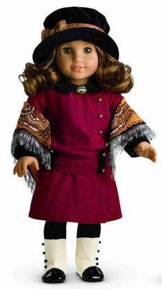 American Girl Rebecca Rubin (original edition)