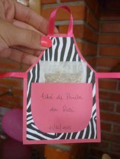 Marcele Marchetti Decorações: Chá de Panela da Pati