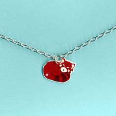 This necklace fit for a queen. | 21 Adorable Red Panda Products You Need In Your Life