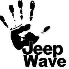Jeep Wave!!!   _____________________________ Reposted by Dr. Veronica Lee, DNP (Depew/Buffalo, NY, US)