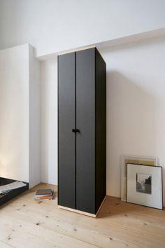 'Schwarzmann' wardrobe by Nils Holger Moormann