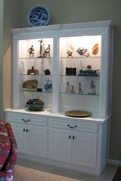 1000 Images About Display Shelves Built In On Pinterest