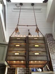 industrial interior design lighting - Google Search