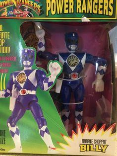 New unopened boxes Vintage 1993 Power Rangers Marker Set