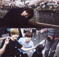 Taeyong, Hansol and Yuta #SMROOKIES