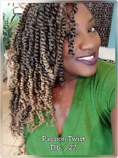 TIANA Passion twist hair pre-twistedhave you ever done as a protective style? click the bio to see Crochet Hair Styles, Crochet Braids, Braid In Hair Extensions, Twist Hairstyles, Tiana, Protective Styles, Your Skin, Natural Hair Styles, Beauty Hacks