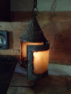 Let there be light! Primitive Lighting, Antique Lighting, Old Lanterns, Rustic Lanterns, Prim Decor, Tin Candles, Oil Lamps, Light Up, Candle Holders