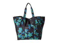 HERSCHEL SUPPLY CO. HERSCHEL SUPPLY CO. - BAMFIELD (NEON FLORAL) TOTE HANDBAGS. #herschelsupplyco. #bags #hand bags #nylon #tote #