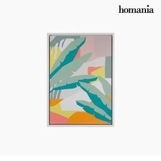 If you want to add a touch of originality to your home, you will do so with Painting x 4 x 97 cm) by Homania. dimensions: 69 x 4 x 97 cm Frame: MDF Anchors included Design: Abstract Type: digital printing Homania Framed Wall Art, Framed Art Prints, Canvas Prints, Painting Frames, Painting Prints, Art Encadrée, Art Rose, European Home Decor, Mediterranean Decor