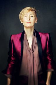 """I live on another planet, fortunately, and we do things differently there"" - Tilda Swinton"