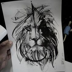 Tattoo Symbols and What They Mean Lion Head Tattoos, Leo Tattoos, Future Tattoos, Animal Tattoos, Body Art Tattoos, Tattoos For Guys, Black Tattoos, Tatoos, Lion Tattoo Design