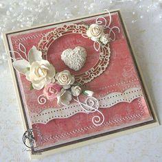 #polandhandmade, #cardmaking, #wedding