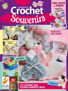 Crochet Souvenirs - Momentos únicos