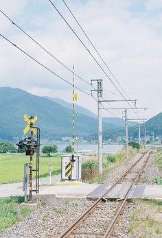 Sky Aesthetic, Aesthetic Anime, Asia Travel, Japan Travel, Japan Countryside, Landscape Photography, Travel Photography, Japan Street, Guache