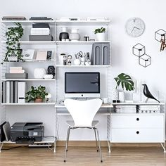 W o r k s p a c e |  working at home has both good and not so good sides - I am writing about it in my today's blogpost. Welcome to my home office in the middle of My Full House!