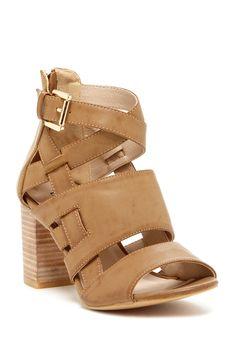 Bohemia Cutout Sandal by Bucco on @HauteLook