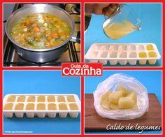 Alquimia dos Tachos: DICAS... para a cozinha e casa (congelamento)