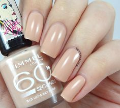 Brit Nails: Rimmel Rita Ora Collection Swatches and Review - Part 1