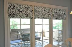 Roman Shades For Sliding Glass Doors Home For You