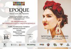 Royal-Stone Jeziorska&Łęczycka MAłgorzata Grzelak Katarzyna Filipowicz EPOQUE historia sztuki, folk i rękodzieło plakat