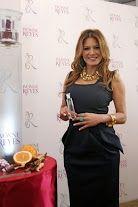 Ivonne Reyes ha dedicado a su fragancia IR by Ivonne Reyes los últimos 3 años