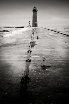 kenosha wi | Kenosha Lighthouse, WI #2 by Jonathan Robson, via 500px | Kenosha Girl
