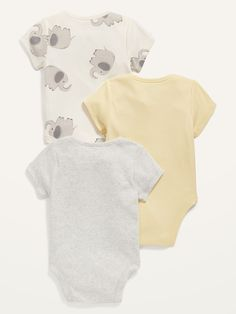Elephant Print, Baby Elephant, Cool Bunk Beds, Simple Dresses, Shop Old Navy, Rib Knit, Short Sleeves, Packing, Dressing
