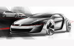 Volkswagen GTI Design Vision Has 503 HP, 0-62 MPH in 3.9 Seconds - WOT on Motor Trend