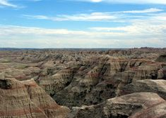 Picture of the Day: Badlands National Park