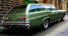 1965 Chevy wagon