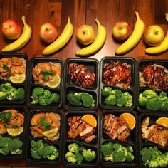 Let's get to the basics. How 2 meal prep for beginners. First step is to get sturdy containers that will keep your food airtight! Go to the store to find containers like these, or you can just buy online! (Recommended) search on google or go to websites like Amazon & you'll be able to read the reviews to see what most people like and prefer! 2nd step is to take make a commitment that every week you will take at least an hour to set aside to make this happen!  Shopping!  Create a list