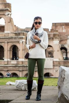 What to Wear in Italy When Sightseeing - Visit Stylishlyme.com for more outfit inspiration and style tips