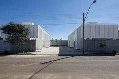 Casas AV,© Leonardo Finotti