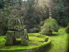 Le curieux jardin de Bomarzo | Blog Jardin Alsagarden - le magazine des jardiniers curieux