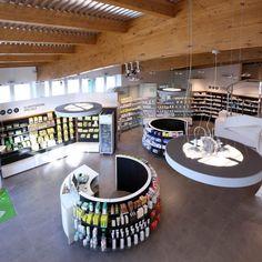 Farmacia Riviera - Realizzazioni Th. Pharmacy Store, Store Window Displays, Cosmetic Shop, Baby Store, Beauty Shop, Retail Design, Store Design, Architecture Design, Home Appliances