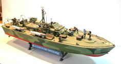 Elco boats | ... elco pt boat 1 35 scale brief history the elco 80 pt boats were built
