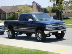 2010 lifted Chevy Trucks GMC Chevy truck