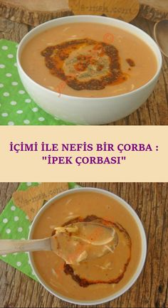 Turkish Recipes, Ethnic Recipes, Hearty Soup Recipes, Turkish Kitchen, Tasty, Yummy Food, Food Preparation, Soups And Stews, Cheeseburger Chowder
