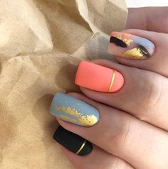Chic Nails, Stylish Nails, Trendy Nails, Dream Nails, Love Nails, Nail Manicure, Gel Nails, Happy Nails, Minimalist Nails