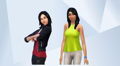 Confira esta família/grupo na Galeria do The Sims 4! - her name is makayla she is a teen