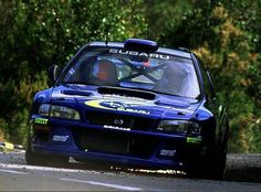 Subaru Impreza 22B WRC やっぱカッコいい