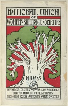 From the Untold Lives blog post 'Sir Lewis Pelly, supporter of women's suffrage'. Image: National Union of Women's Suffrage Societies from BL,8413.k.5 Pamphlets and Leaflets (London, 1909).