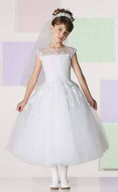 vestidos de comunion modernos - Buscar con Google