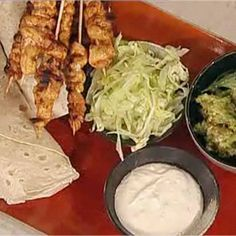 Try this Hot Chilli Chicken Fajitas recipe by Chef Antony Worrall Thompson.