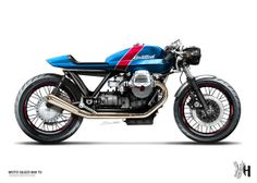 Moto 13 Art Print by Holographic Hammer | Society6