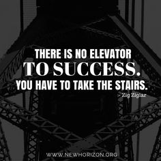 Success is a process of trial and error. Motivating Quotes, Take The Stairs, Zig Ziglar, Starting A Business, Inspirational Quotes, Motivational, Success Quotes, Learning, Life Coach Quotes